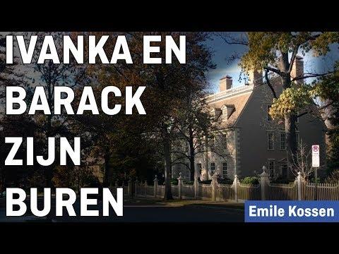 Ivanka Trump en Barack Obama zijn buren! Vlog #18
