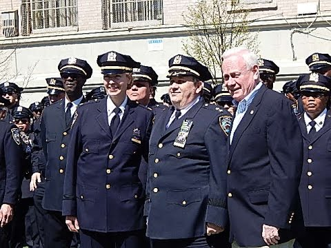 28th ANNUAL NYPD AUXILIARY POLICE INTERFAITH MEMORIAL SERVICE - YouTube