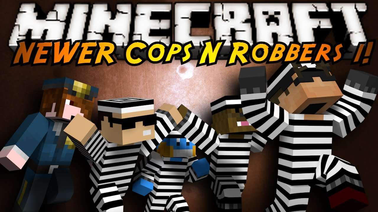 Cops Vs Robbers Minecraft