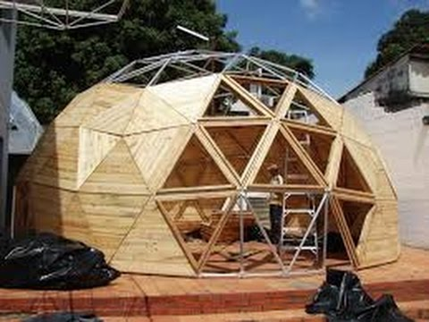 Construir domo geodesico autoconstruccion domo geodesico - Casas geodesicas ...