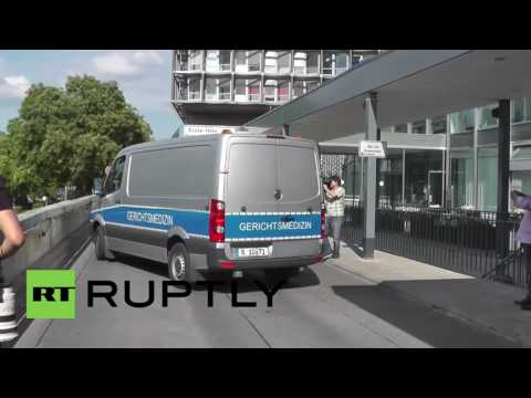 Germany: Berlin hospital shooting victims transported for forensic examination