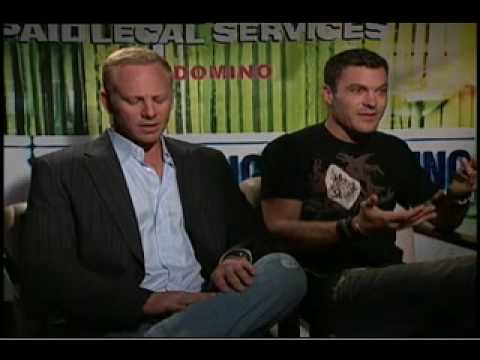 Brian Austin Green Ian Ziering  for Domino