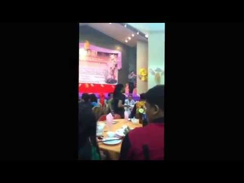 Rickie Andrewson - Beri Pemutus Ati Nuan live at Sebauh, Bintulu