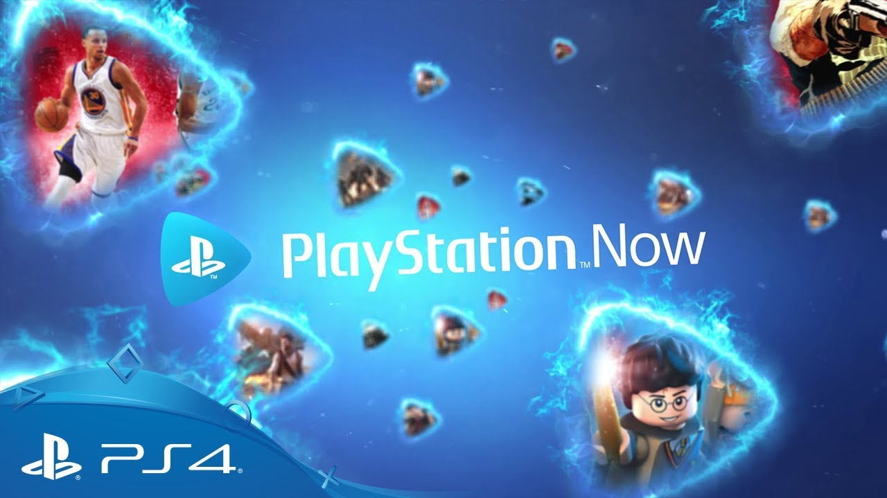 PlayStation Now lets you download games onto your PS4 • Eurogamer net