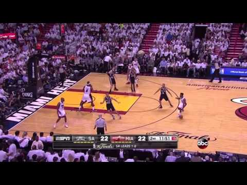 2013 NBA Finals Game 2: How LeBron Dashed Splitter