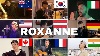 Gambar cover Who Sang It Better : ROXANNE (us,canada,india,france,germany,italy,india)
