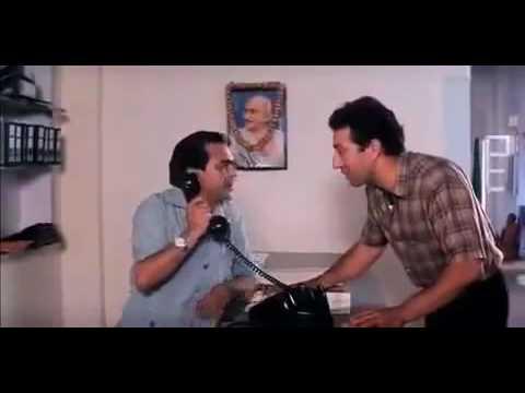 Ghatak Scene ( Gaand Patra ) Sunny Deol Gali Mix Full BakChodi