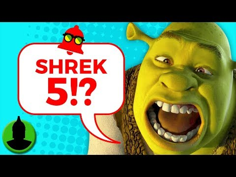 Somebody Once Told Me... There's Going To Be a SHREK 5? Notification Squad S4 E1 | ChannelFrederator