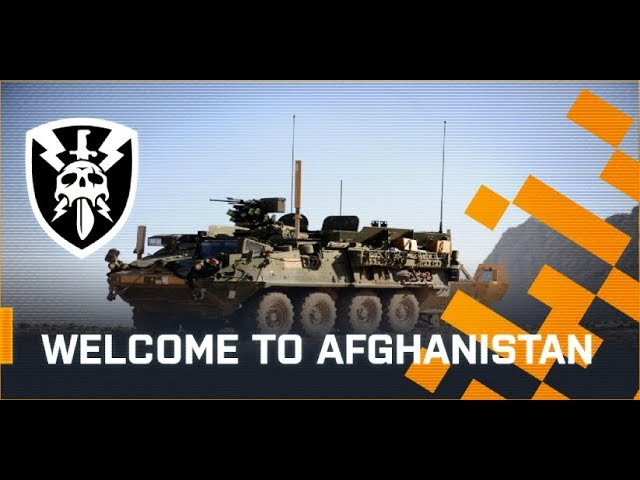 WELCOME TO AFGHANISTAN.LIVE.@SquadAlpha_es.#ARMA3#LIVE#MILSIM