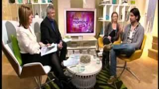 ITV This Morning, 7 Jan 2011 - Hannah Spearritt & Andrew Lee Potts Interview