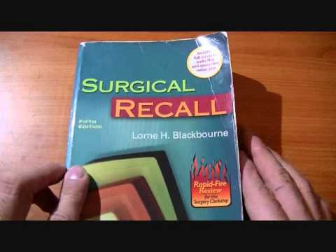 Books For Surgery Rotation