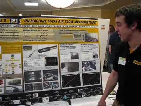 mechanical engineering senior design projects set 1 youtube