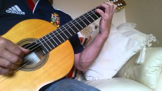 The Folly Stroll a Bossa Nova guitar tune