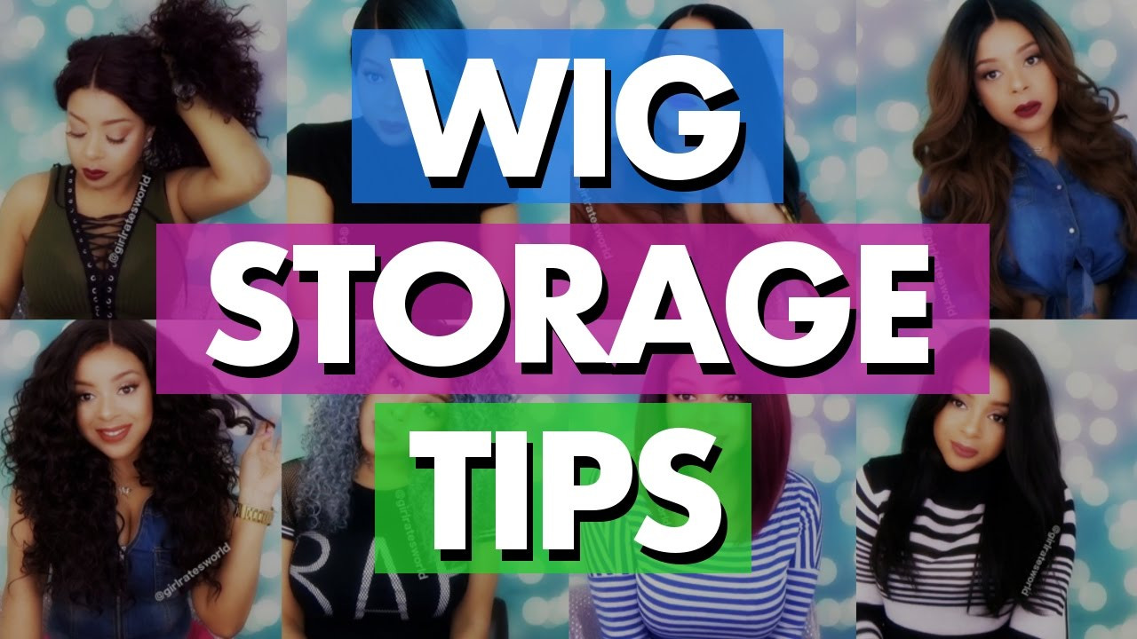 3 Ways to Store a Wig 3 Ways to Store a Wig new pics