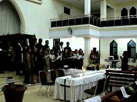 TMC (TALENT MIX CHOIR ) & Me ''As The Deer'' (cover)