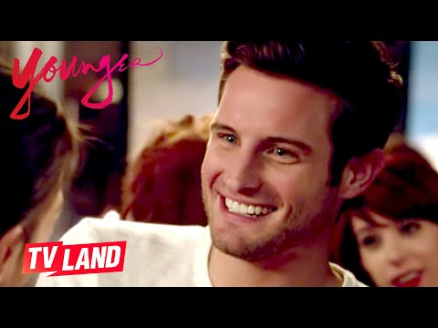 Younger: Liza Meets Josh | 'Who is Lena Dunham?' | TV Land