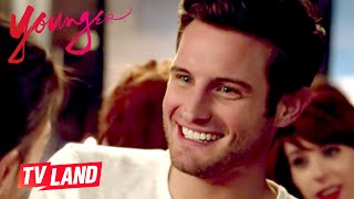 Liza Meets Josh | 'Who is Lena Dunham?' ! | Younger | TV Land