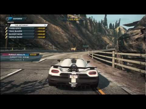 Need For Speed: Most Wanted (2012) Part 33