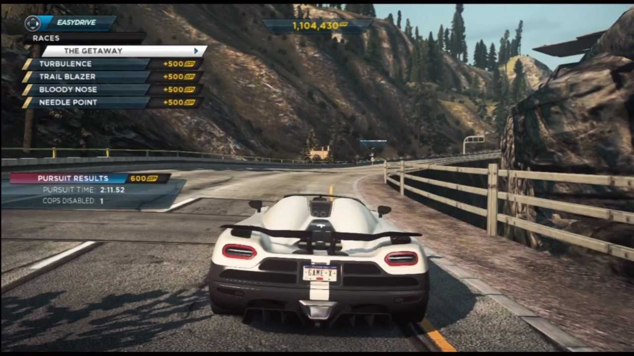 "Need For Speed: Most Wanted (2012) Part 33 ""Koenigsegg ..."