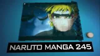 NARUTO SHIPPUDEN MANGA 245(Naruto's Homecoming)