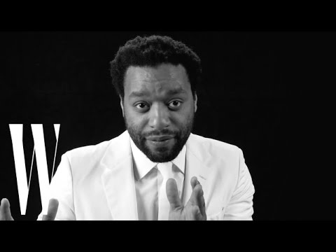 Chiwetel Ejiofor Explains His Man Crush