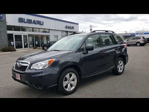 2015 Subaru Forester 2.5i For Sale Cleveland OH S6729P