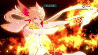 Tales of Zestiria English - Part 19: Boss: Salamander / Igraine, Shrine of the Fire Trial