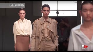BURBERRY Spring Summer 2019 London - Fashion Channel