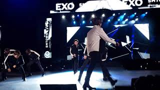 190118 EXO TEMPO SMTOWN SPECIAL STAGE IN SANTIAGO CHILE