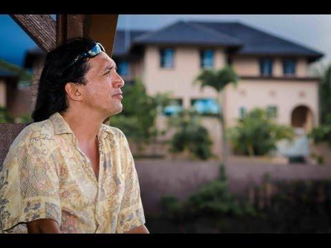 John Cruz Exclusive Private Concert at Habilitat Hawaii 2013