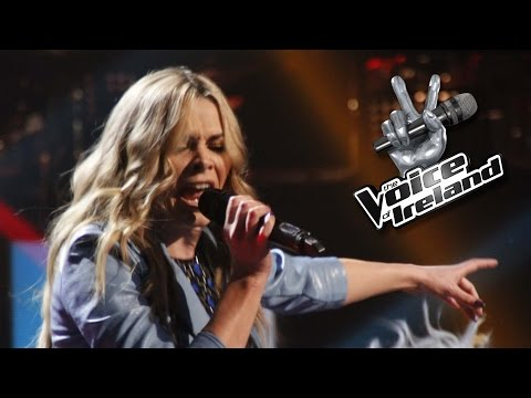 Kelesa Mulcahy - Sax - The Voice of Ireland - The Final - Series 5 Ep17