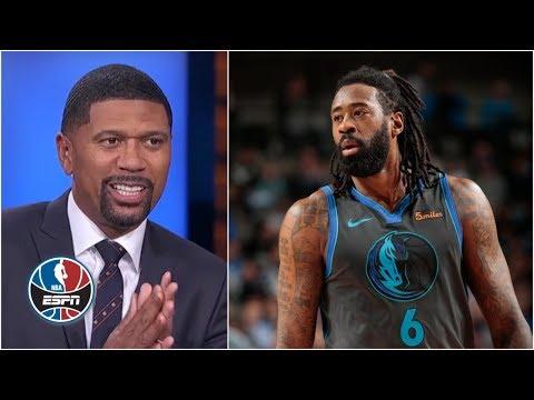 Jalen Rose calls out DeAndre Jordan's nonexistent defense in 'Class of 81' | NBA Countdown