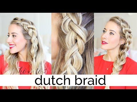 The Best Dutch Braid Tutorials How To Dutch Braid