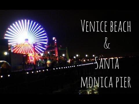 Venice Beach & Santa Monica Pier