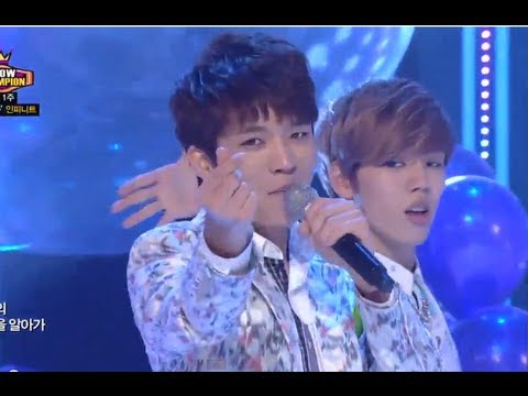 INFINITE - Man in Love, 인피니트 - 맨 인 러브, Show champion 20130703