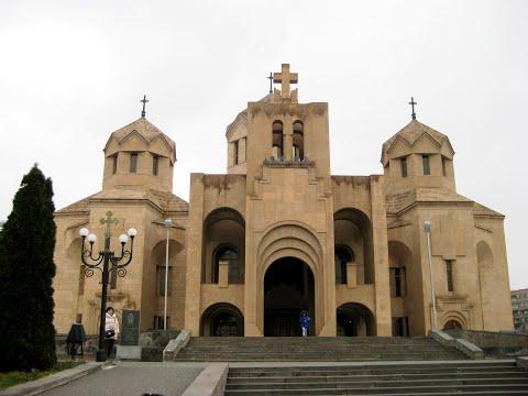 Ереван. Собор Святого Григория