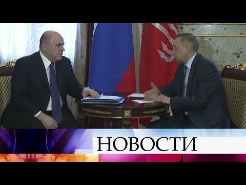 Глава ФНС Михаил Мишустин сообщил о ситуации с налоговыми поступлениями в стране.