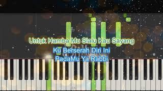 Download lagu Nazia Marwiana - Bersujud Padamu (Karaoke/Lirik/Chord)