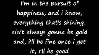 Pursuit of Happiness- KiD CuDi Lyrics