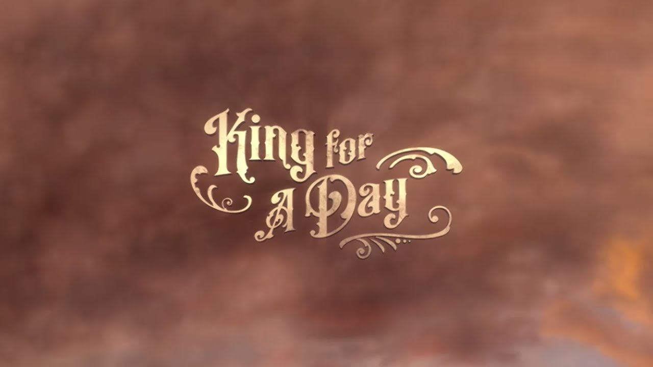 ASHLEY PURDY - KING FOR A DAY