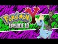pokemon x and y let 39 s play walkthrough cliff the cyllage gym leader episode 10