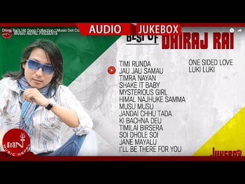 Dhiraj Rai's Hit Song Collection | Music Dot Com