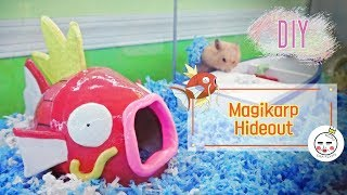 DIY | Pokemon Magikarp Hamster House