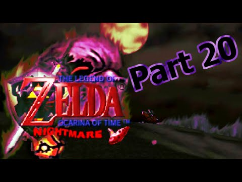 Zelda Ocarina of Time: Nightmare - Look at My Horse! - Part 20 - Mod Let's Play