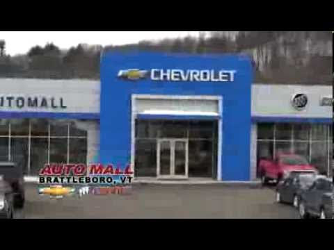 The Auto Mall - Brattleboro, VT Chevrolet Buick GMC Dealership