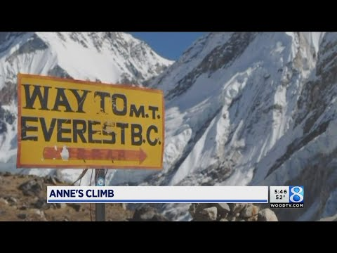 W. MI women overcomes odds to climb Mount Everest