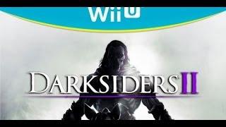 Darksiders 2 на WiiU - Распаковка без палева