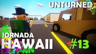 ABANDONEI A CIDADE E UM LOCAL SECRETO? | UNTURNED - JORNADA HAWAII #13