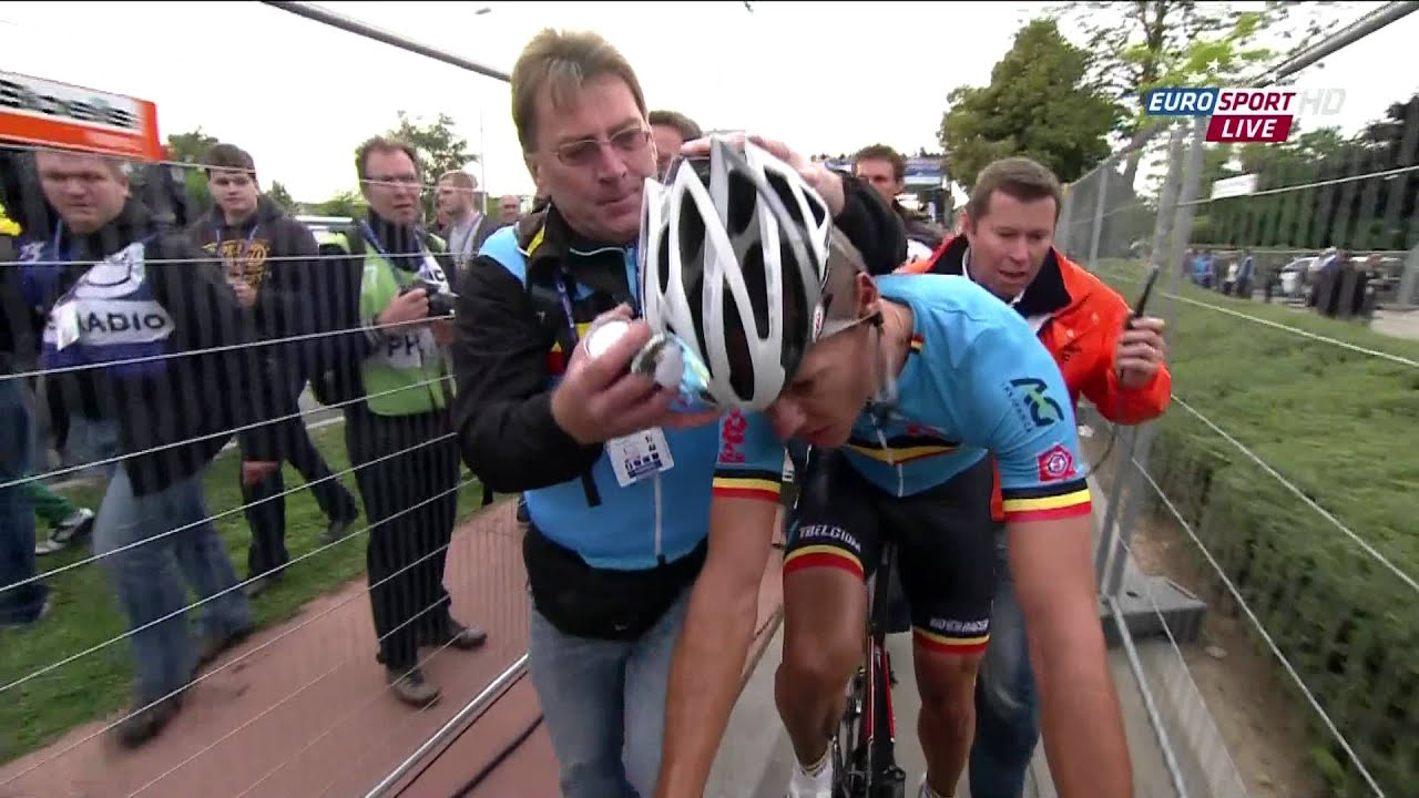Cycling UCI Road World Championships 2012 - Philippe Gilbert Elite Race  Winner Full HD 33efa92dc