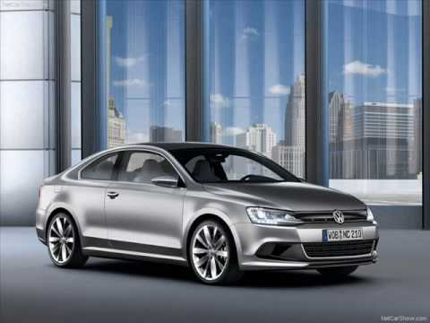 2010 Volkswagon New Compact Coupe Concept